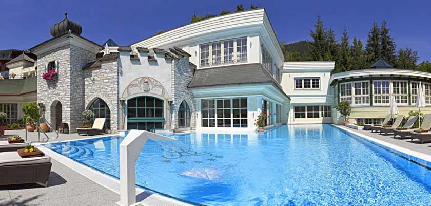 Hotel Salzburgerhof, Zell am See, Austria - outdoor pool.jpg